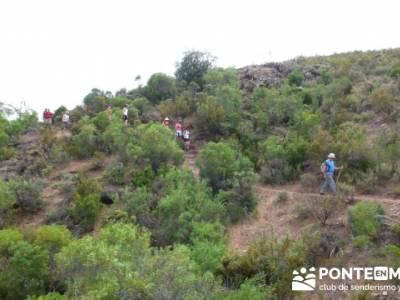 Parque Nacional Monfragüe - Reserva Natural Garganta de los Infiernos-Jerte;viajes senderismo